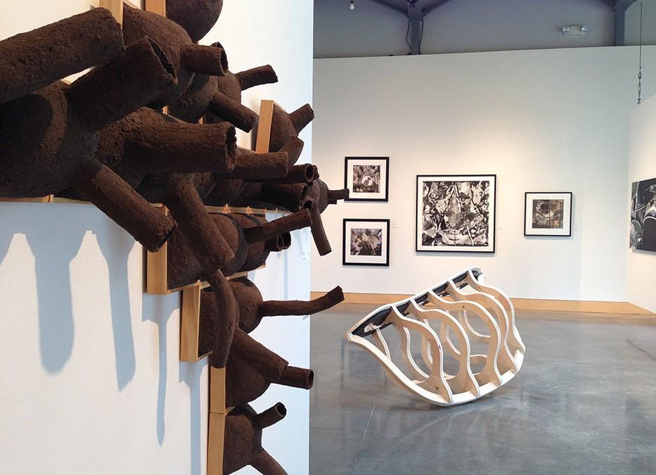 twin city art exhibits