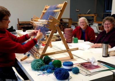 fiber arts classes