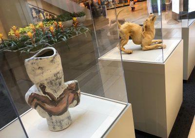 ceramics at Ridgedale