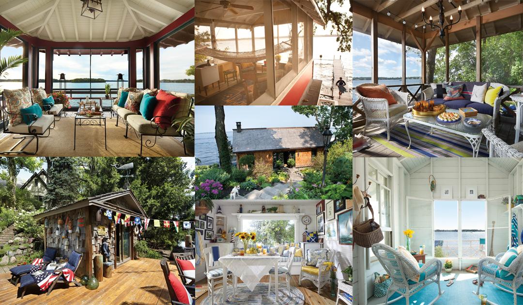 2019 boathouse collage