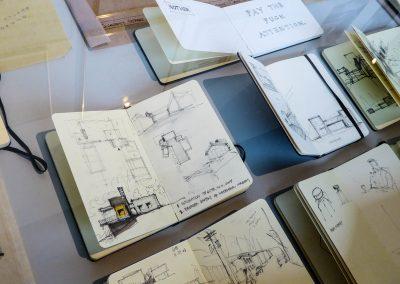 dayton sketchbooks