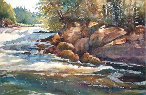 hearding upper basswood falls