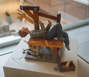Gabe's Contraption by Amy Lietzau