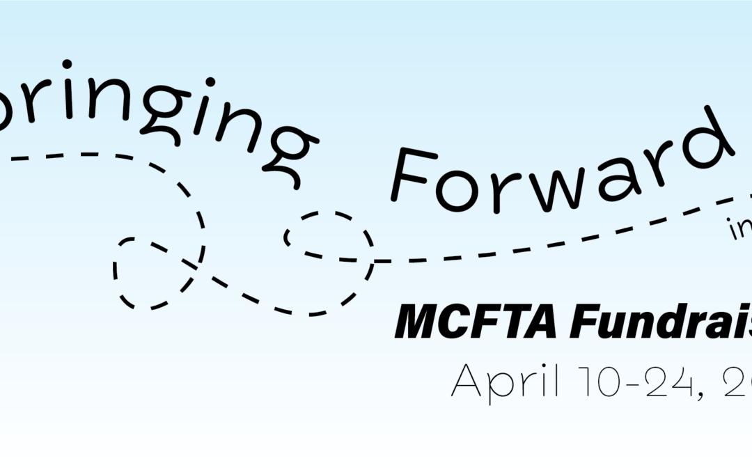 Springing Forward into Art Fundraiser